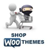 Shop WooThemes Logo