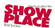 Showplace - Rent to Own Logo