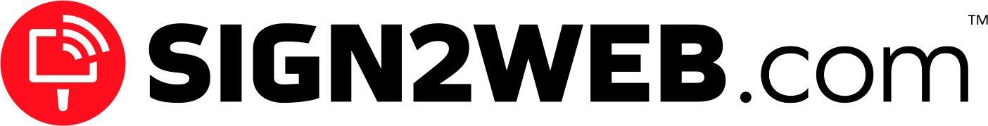 Sign2Web Inc Logo