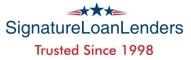 SignatureLoanLenders.net Logo