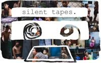 silent tapes Logo