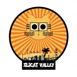 Silicat Valley Cat Convention Logo