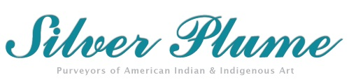 Silver Plume Art Gallery Sydney Australia Logo