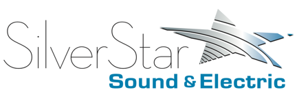 Silver Star Sound & Electric Logo