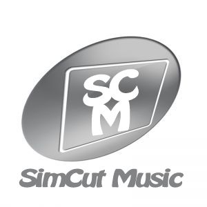 SimCut Music Logo