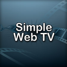 Simple Web TV Logo