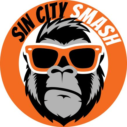 Sin City Smash Logo