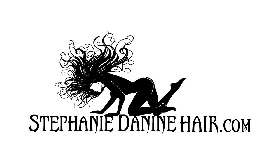 Stephanie Danine Hair Logo