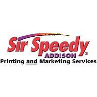 Sir Speedy Addison Logo