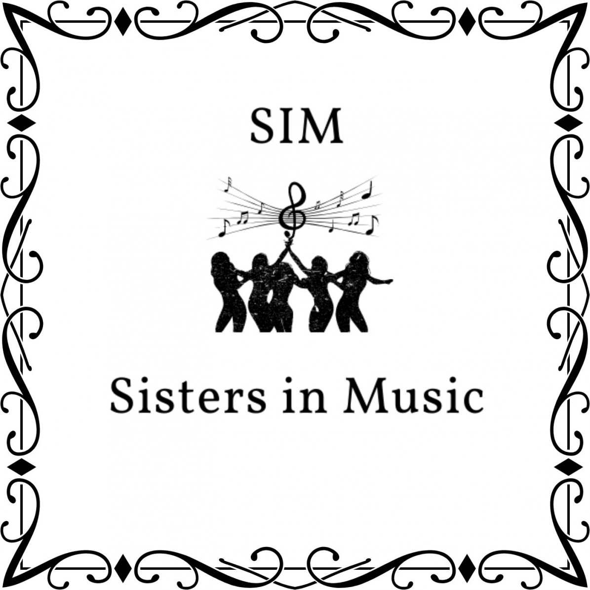 Sisters In Music Logo