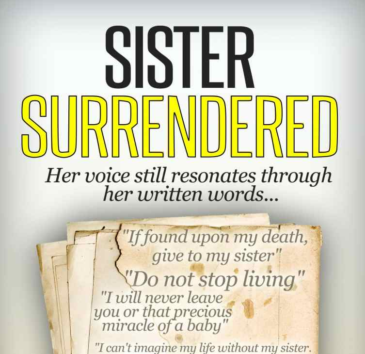 sistersurrendered Logo