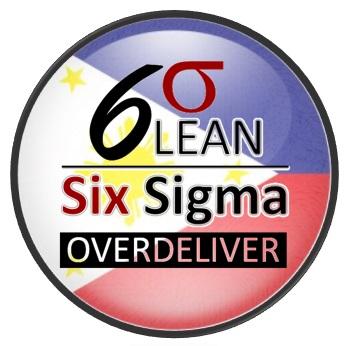 Six Sigma Philippines (www.6sigmaPH.com) Logo