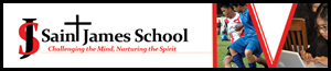Saint James School Logo