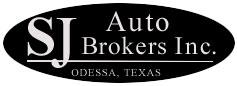 SJ Auto Brokers Logo