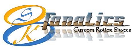 SK8 Fanatics Custom Roller Skates Logo