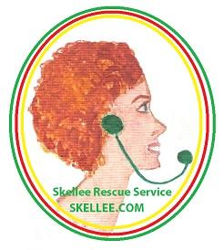 Skellee - Skellee Rescue Service Logo
