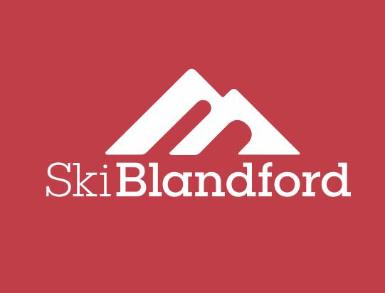 Ski Blandford Logo