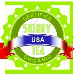 Skinny Tea USA Logo
