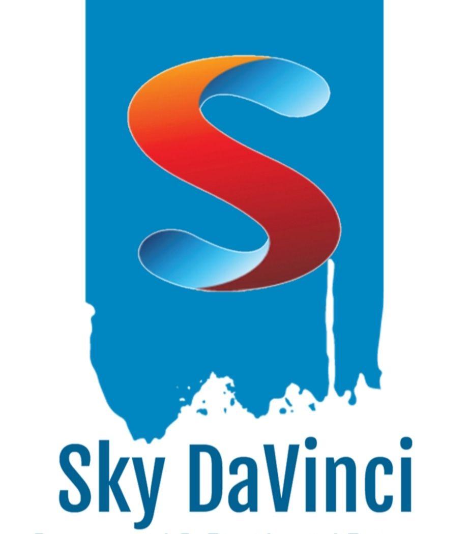 skydavinci Logo