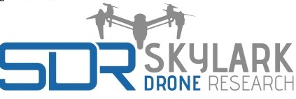 Skylark Drone Research Logo