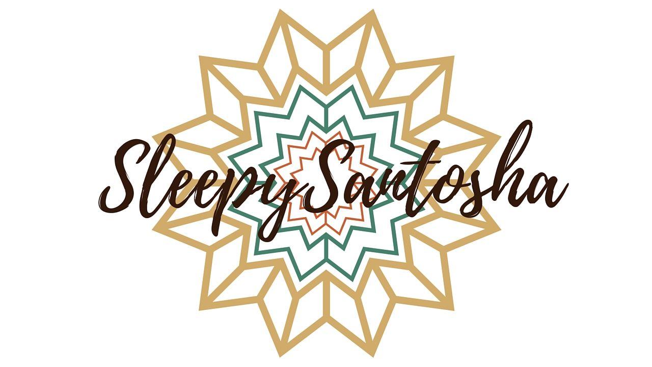 Sleepy Santosha Logo
