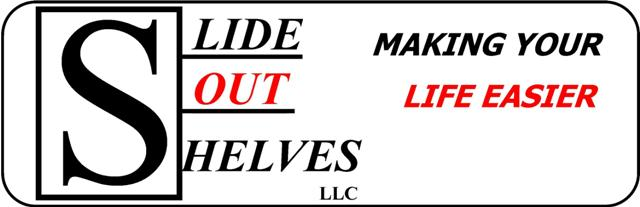 Slide Out Shelves LLC Logo