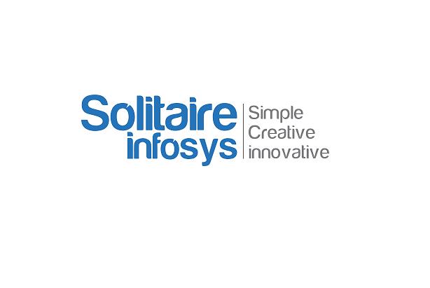 Solitaire Infosys Inc Logo