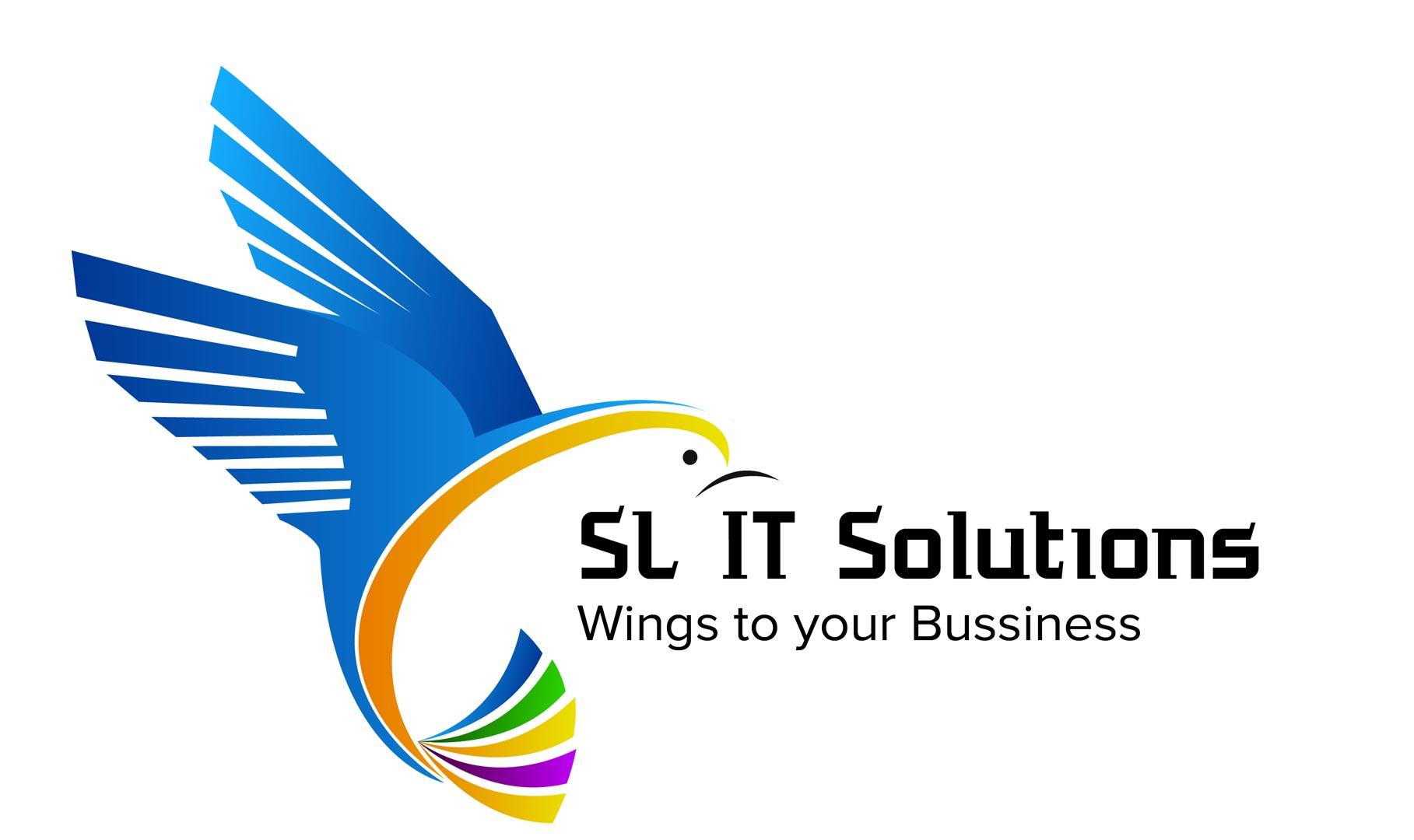 SL IT Solutions Logo