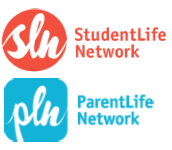 Student Life Network & Parent Life Network Logo