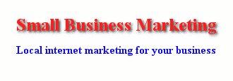 Small Business Marketing Logo