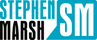 Stephen Marsh Copywriter Logo