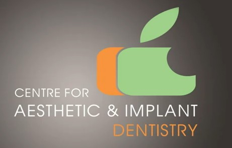 Centre for Aesthetic & Implant Dentistry Logo