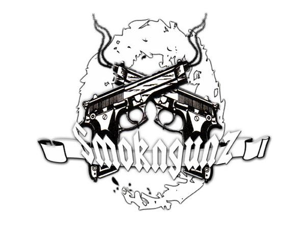 Smokngunz Records Logo