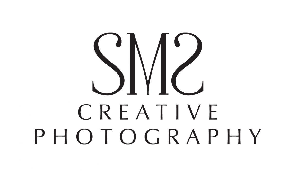 SMS Creative Photography Logo
