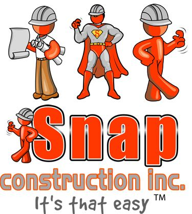 snapconstruction Logo
