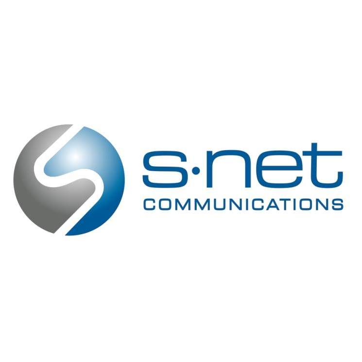S-NET Communications Logo