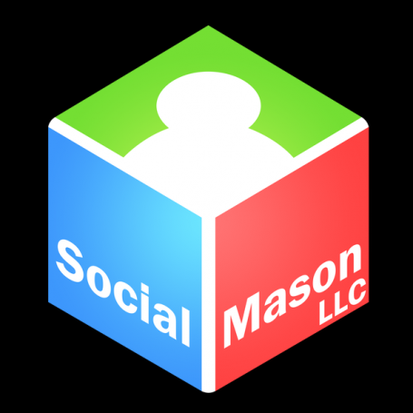 Social Mason LLC Logo