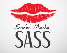 Social Media Sass Logo