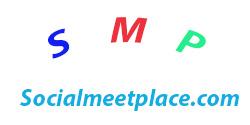 socialmeetplace.com Logo