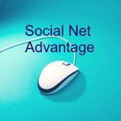socialnetadvantage Logo