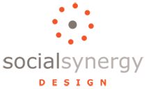 Social Synergy Design Logo