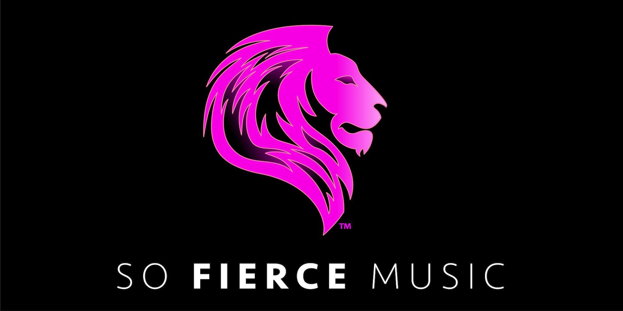 So Fierce Music Logo