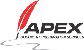 Apex Legal Document Preparation Services Logo