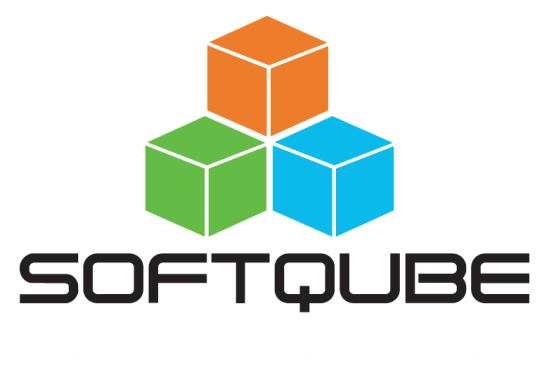 Softqube Technologies Pvt. Ltd. Logo