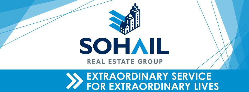 Sohail Real Estate Group-Chicago Real Estate Team Logo