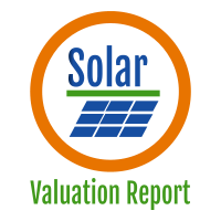 The Solar Valuation Report Logo
