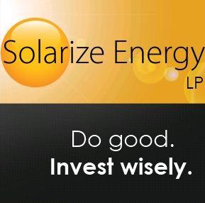 Solarize Energy LP Logo
