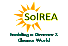 SolREA Renewables Pvt. Ltd. Logo