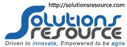 Solutions Resource Inc. Logo
