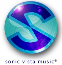 Sonic Vista Music Logo